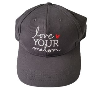 NWOT Love Your Melon Charcoal Gray Baseball Hat